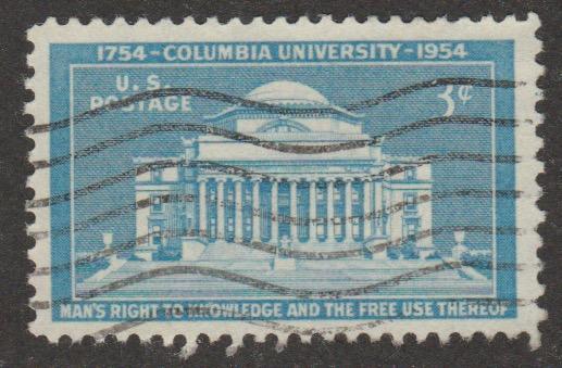 1029  Columbia university