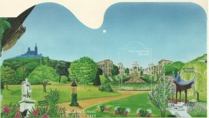 2008   FRANCE  - SG:MS 4382 - FRENCH GARDENS - UNMOUNTED MNT
