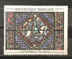 France 1965 #1114, MNH