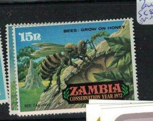 Zambia SC 88-9 MNH (3efh)