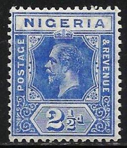 Nigeria 1914 Scott# 4 MH