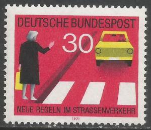 GERMANY 1062 MOG C708
