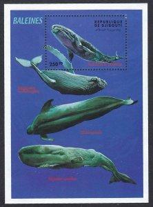 Djibouti 811 MLH BIN $4.00