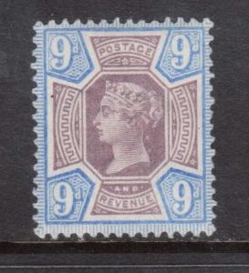Great Britain #120 VF/NH