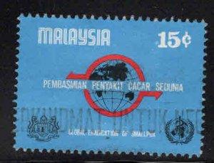 Malaysia Scott 170 Used