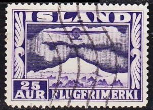ISLAND ICELAND [1934] MiNr 0177 A ( O/used )