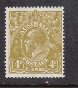 Australia #73a Mint