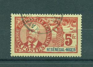 Upper Senegal & Niger sc# 17 used cat $120.00