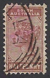 SOUTH AUSTRALIA 96 USED BIN $1.00 ROYALTY