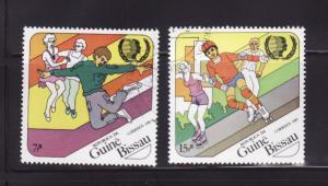 Guinea-Bissau 680, 682 U International Youth Year (A)