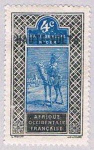 Burkina Faso Camel 4c - pickastamp (AP103616)