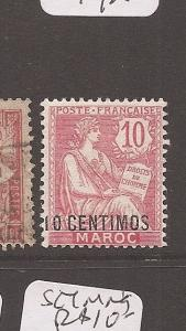 French Morocco SC16 MOG (6cbf)