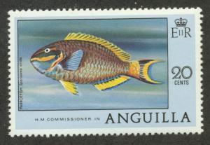ANGUILLA SC# 283 VF MNH 1977
