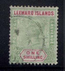 Leeward Islands SG# 7 - Used - Lot 032116
