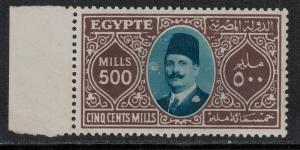 Egypt 1932 SC 148a Mint SCV $125.00