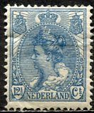 Netherlands; 1898: Sc. # 68: */MH Single Stamp