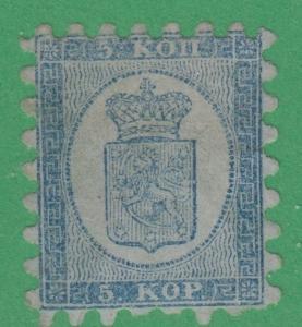 Finnland 4 1860 5 Kop Postfrisch Ungummiert Sehr Attraktiv