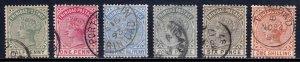 Trinidad - Scott #68-73 - Used - See description - SCV $15