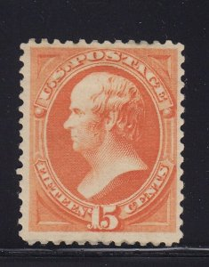 189 VF original gum lightly hinged with nice color cv $ 200 ! see pic !