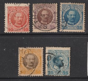 Danish West Indies a small lot