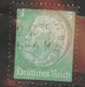 Germany Scott 437 used