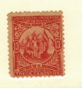 Salvador #183 MNG CV$8.50