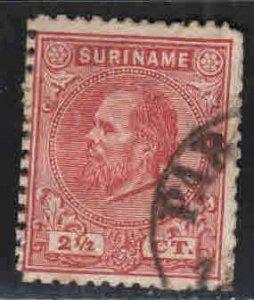 Surinam # 3 ~ Used, HMR, PM, PD
