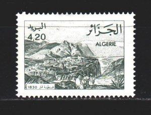 Algeria. 1991. 1038 from the series. Constantine city in Algeria. MNH.