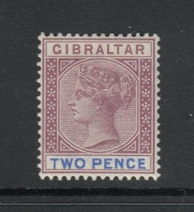 Gibraltar, Sc 13 (SG 41), MHR