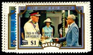 NIUE 655-60  Mint (ID # 50744)