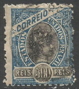 BRAZIL 120 VFU A1235