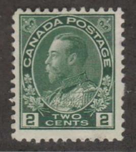 Canada Scott #107 Stamp - Mint Single