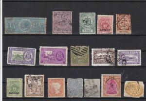 India States Stamps  ref R 16612