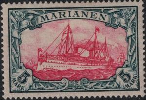 Marshall Islands SC 29 Mint 1911-1915 SCV$ 140.00