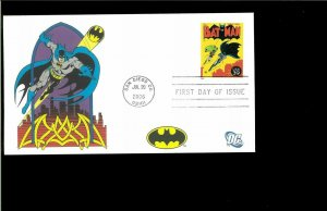 2006 FDC Comic Book Super Heroes San Diego CA