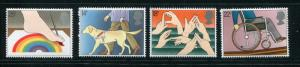 Great Britain #937-40 MNH - Make Me An Offer