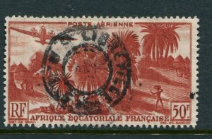 French Equatorial Africa #C31 Used - penny auction