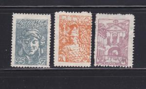 Central Lithuania 23-25 MNG Various