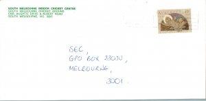 Australia Cover Angel South Melbourne Cricket Centre  to Melbourne