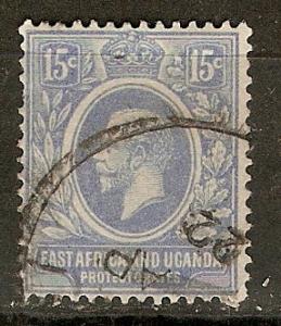 KUT 6 SG 60 Used F/VF 1921 SCV $18.50