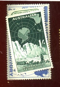 AUSTRALIA ANTARCTIC TERR #L1-15 MINT FVF OG LH Cat $9