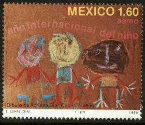 MEXICO C604 International Year of the Child MNH