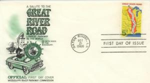 1970 Landing of the Mayflower (Scott 1420) Fleetwood FDC