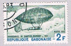 Gabon Balloon 2f - pickastamp (AP103409)