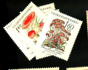 Czechoslovakia #882-6 MINT VF OG NH Cat $24