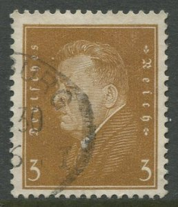 STAMP STATION PERTH Germany #366 General Issue Used 1928-32
