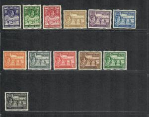 Turks+Caicos Sc#78-89 M/H/VF, Complete Set, Toning On 89, Cv. $80.45