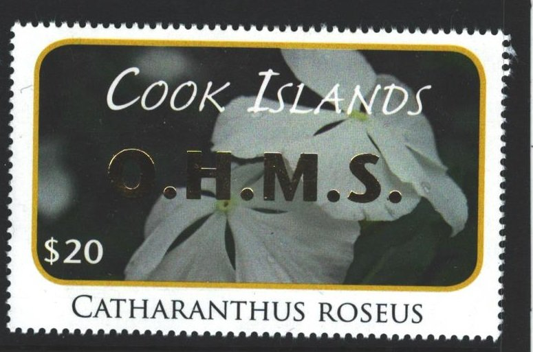 Cook Islands Sc#O87 MNH