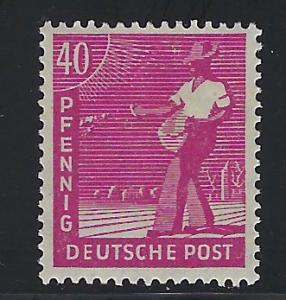 Germany AM Post Scott # 568, mint nh