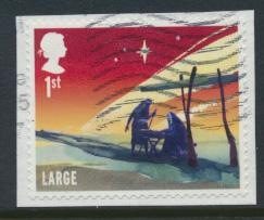 Great Britain SG 3774 Used    Christmas 2015 SC# 3453c